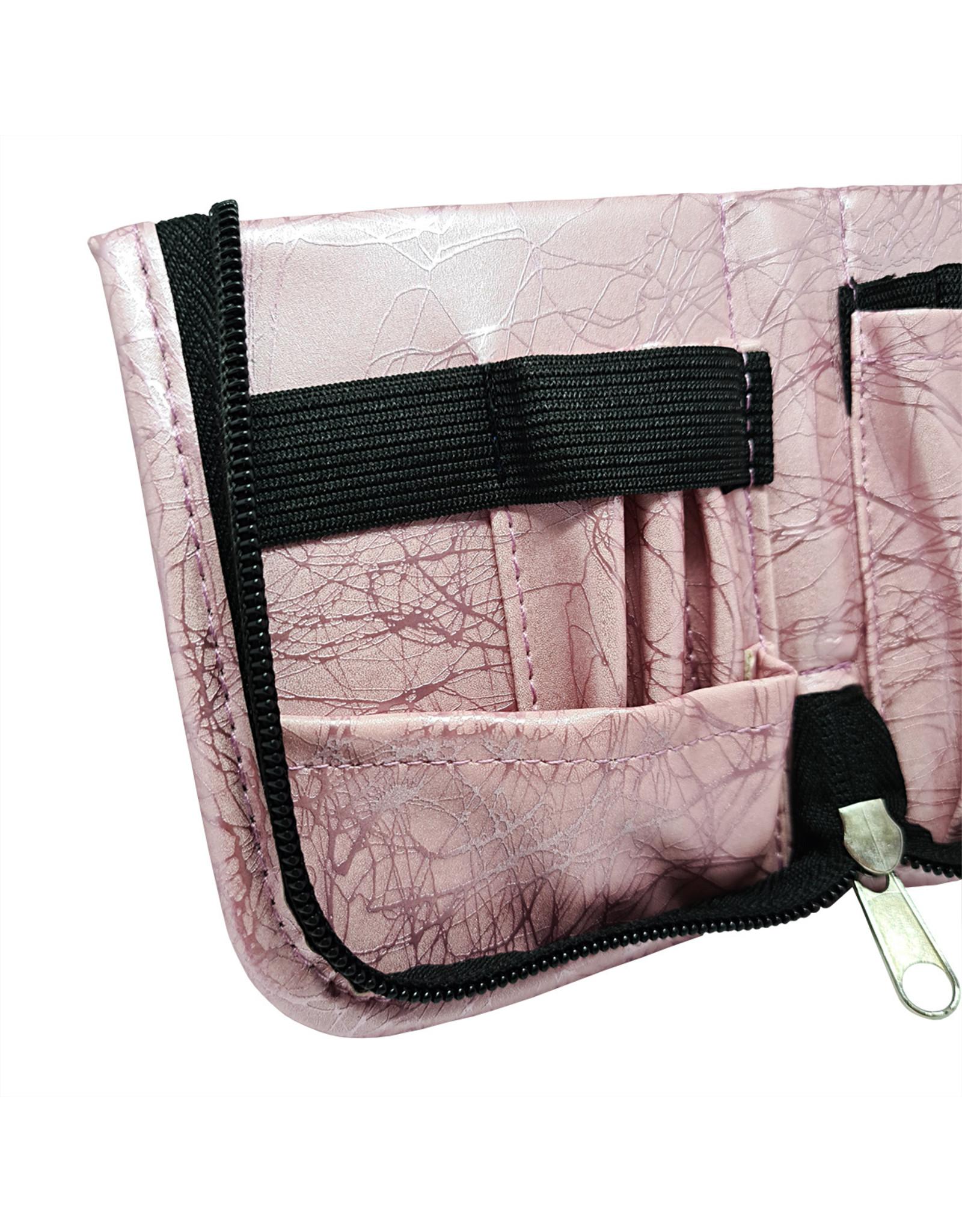 Mega Beauty Shop® Penselen Etui - Pink
