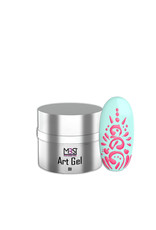 Mega Beauty Shop® Nailart gel (11)  Roze