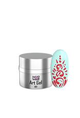 Mega Beauty Shop® Nailart gel (22)  Rood