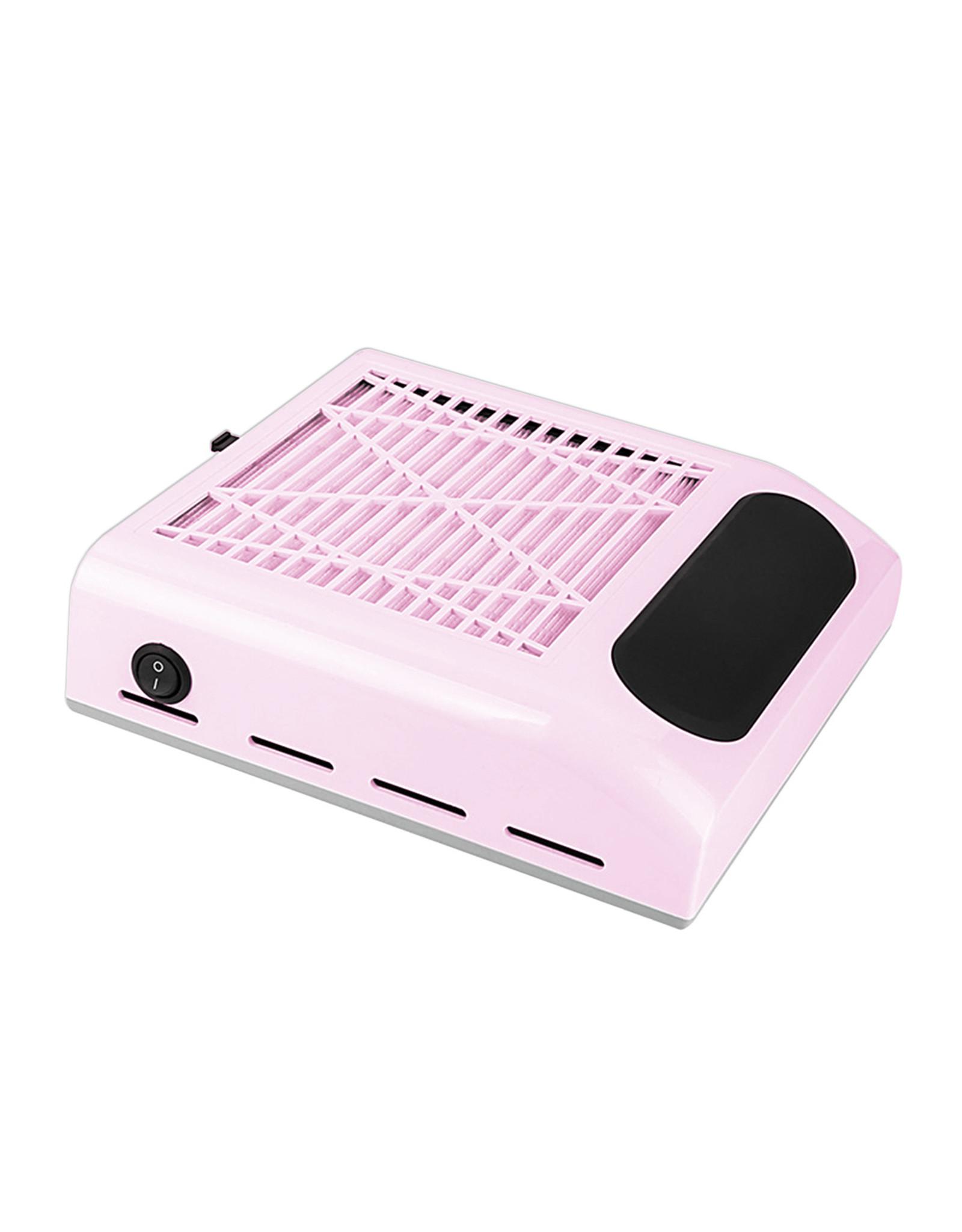 Mega Beauty Shop® Stofafzuiger Roze met één motor 80Watt