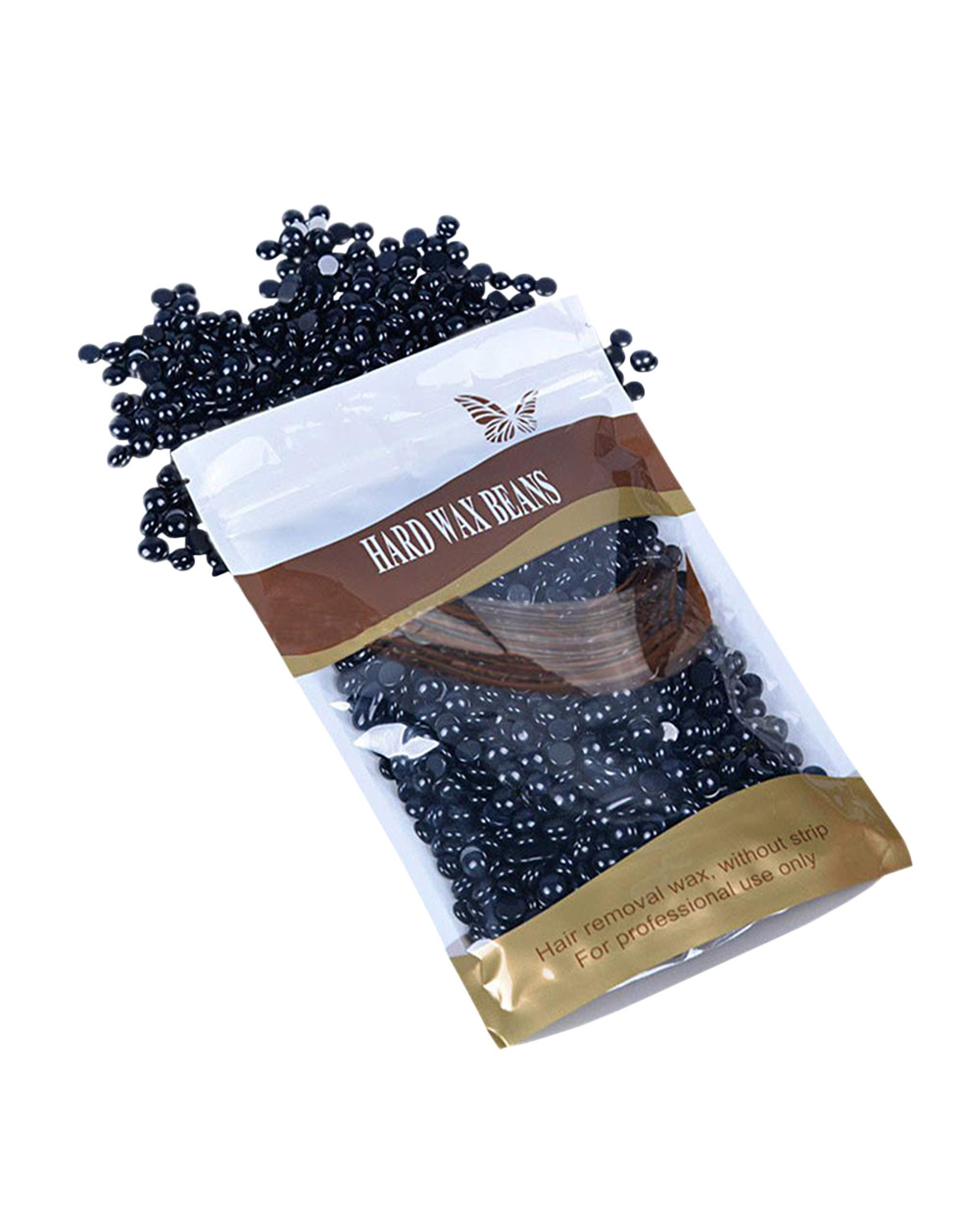 Mega Beauty Shop® Wax beans 100gr.  Black