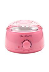 Mega Beauty Shop® Waxapparaat starterset  100Watt  -Wax Ontharen Apparaat - Ontharingsset - Waxverwarmer - Licht Roze