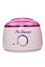 Mega Beauty Shop® Waxapparaat starterset  100Watt  -Wax Ontharen Apparaat - Ontharingsset - Waxverwarmer -Creme/Roze