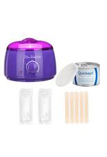 Mega Beauty Shop® Waxapparaat Pro Wax 100 starterset 6. Paars