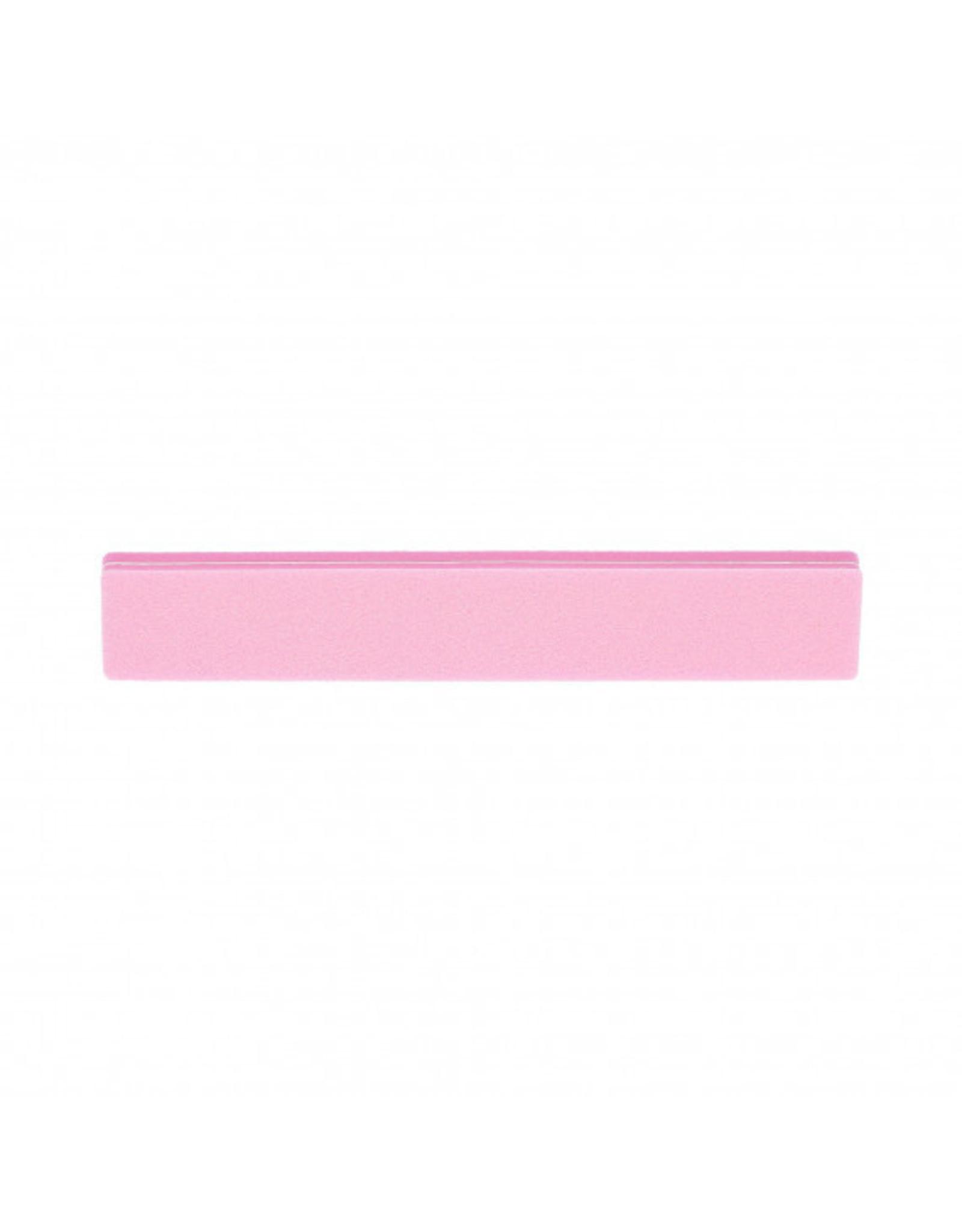 Mega Beauty Shop® Nail buffer (10 stuk) Roze