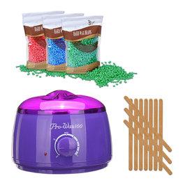 Mega Beauty Shop® Waxapparaat Pro Wax 100 starterset 9. Paars
