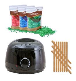 Mega Beauty Shop® Waxapparaat Pro Wax 100 starterset 9. Zwart