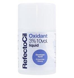Mega Beauty Shop® RefectoCil - Oxidant 3% Liquid  - 100 ml (waterstof)