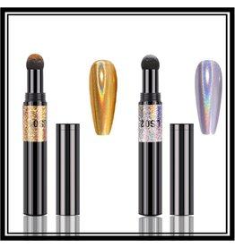 Mega Beauty Shop® Holographic pigment pen Gold