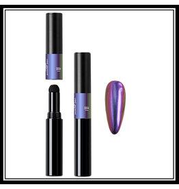 Mega Beauty Shop® Chrome pigment pen Lilac-Purple-Green