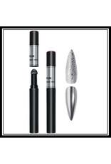Mega Beauty Shop® Nail art Mirror pigment pen Silver