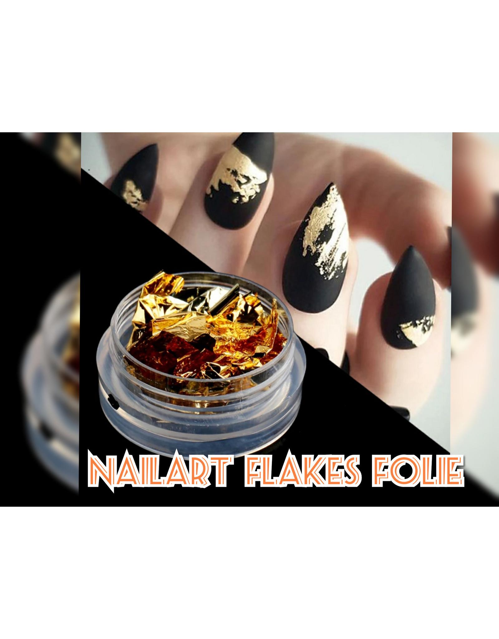 Merkloos Nailart Flakes 7gr. (02)