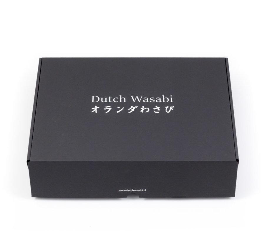 Dutch Wasabi/Sojasaus Cadeau Pakket