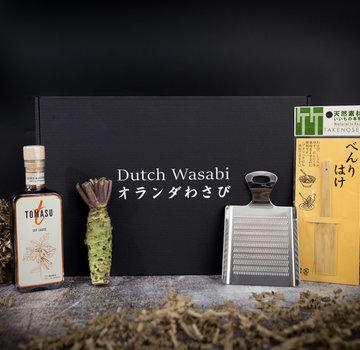 Dutch Wasabi Dutch Wasabi/Soy sauce Gift Pack