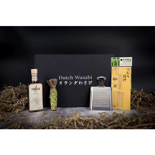 Dutch Wasabi Dutch Wasabi/Soy sauce Gift Pack