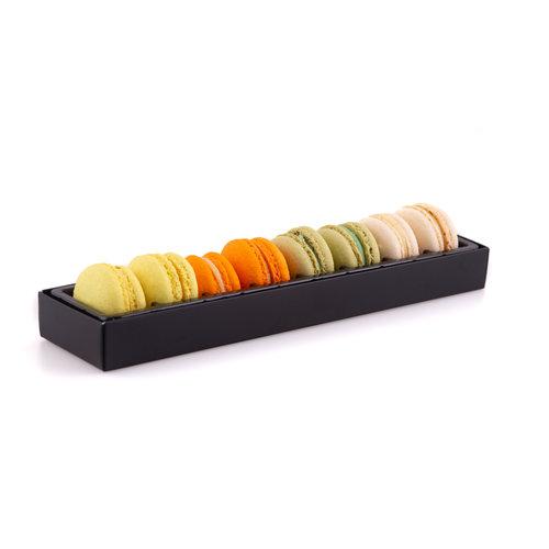 Dutch Wasabi Macarons mixed 8st