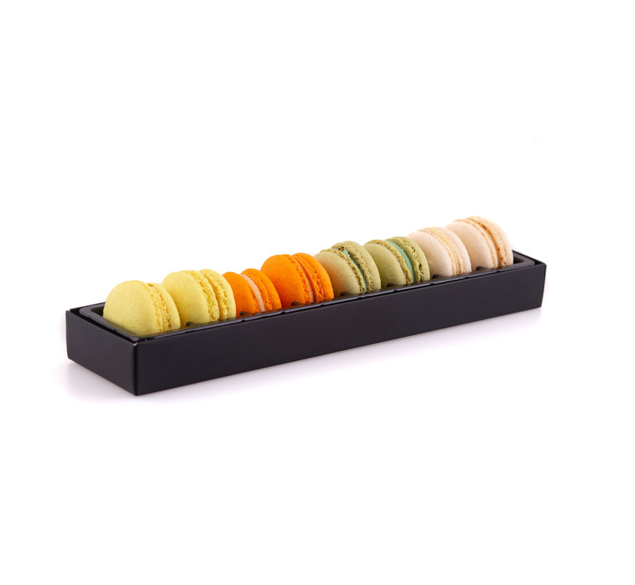 Macarons gemixt 8st