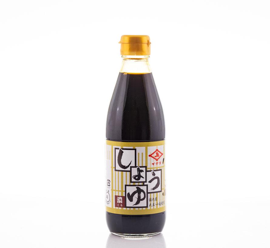 Donkere sojasaus - Igeta Koikuchi 360ml