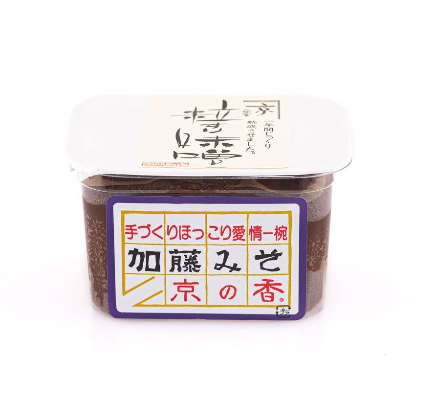 Hand gemaakte Inaka bruine miso