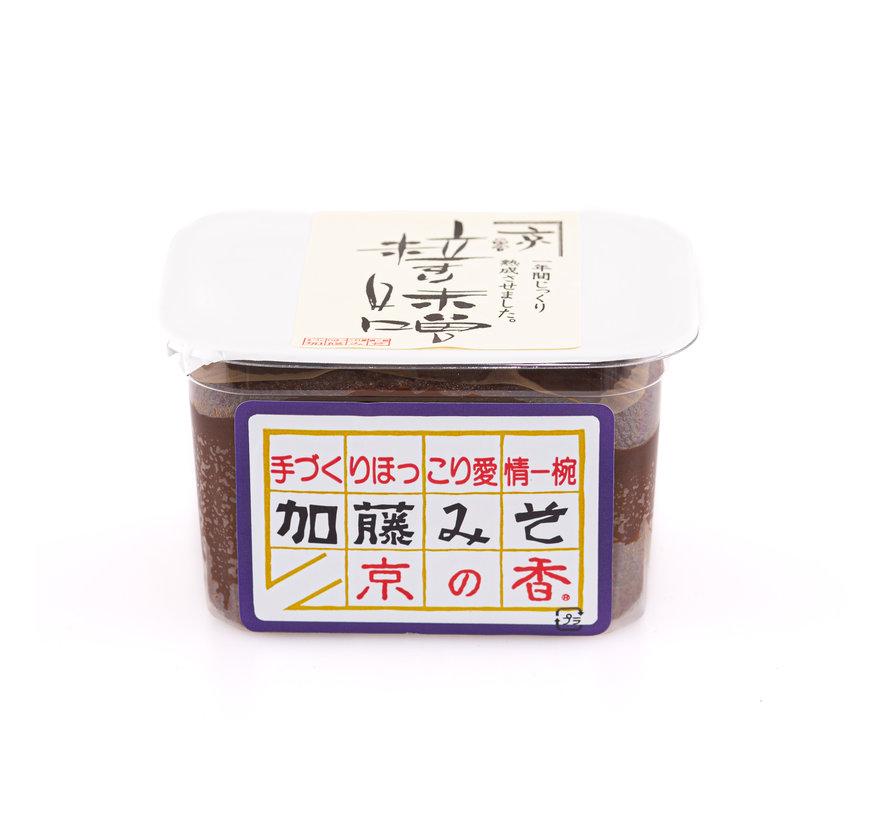 Hand made Inaka brown miso