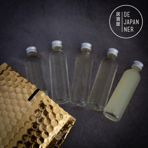 De Japanner De Japanner Sake tasting set