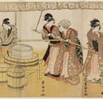 History of sake