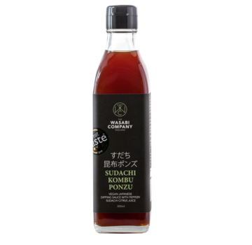 The Wasabi Company Sudachi kombu ponzu