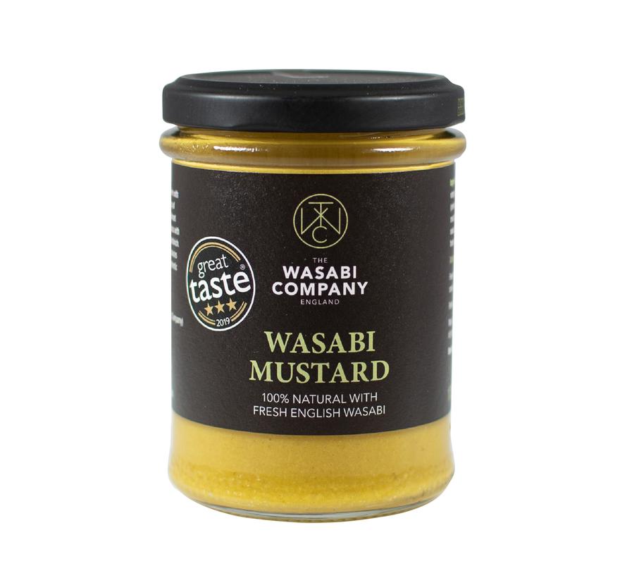Wasabi mosterd 175g