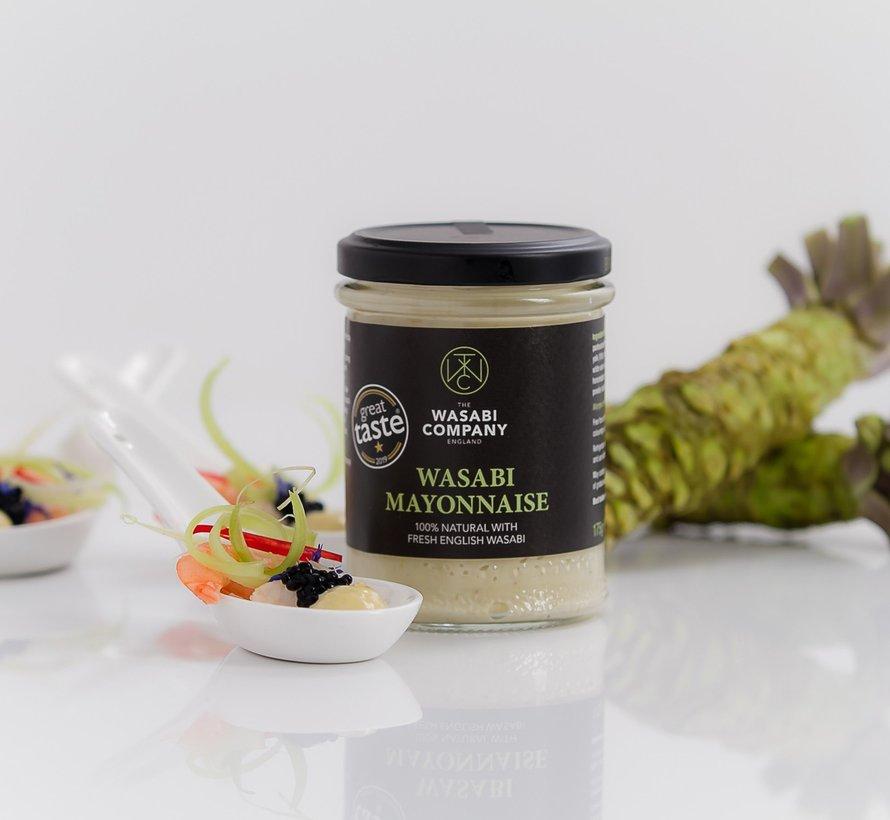 Wasabi mayonaise 175g