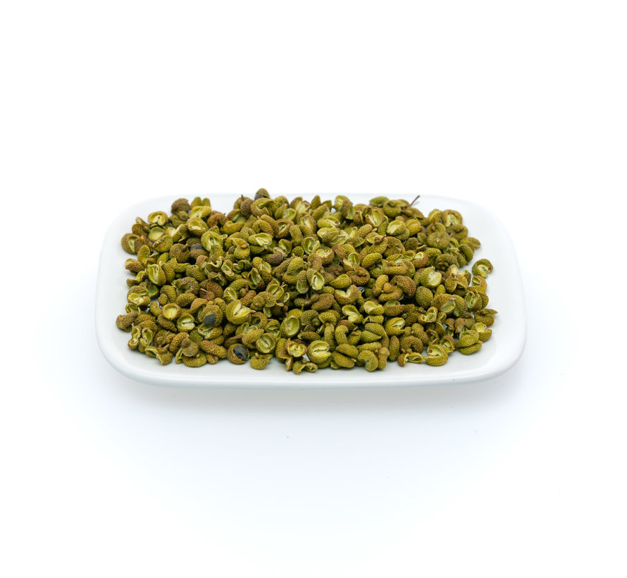 Japanese Sansho pepper (whole) 15 gram
