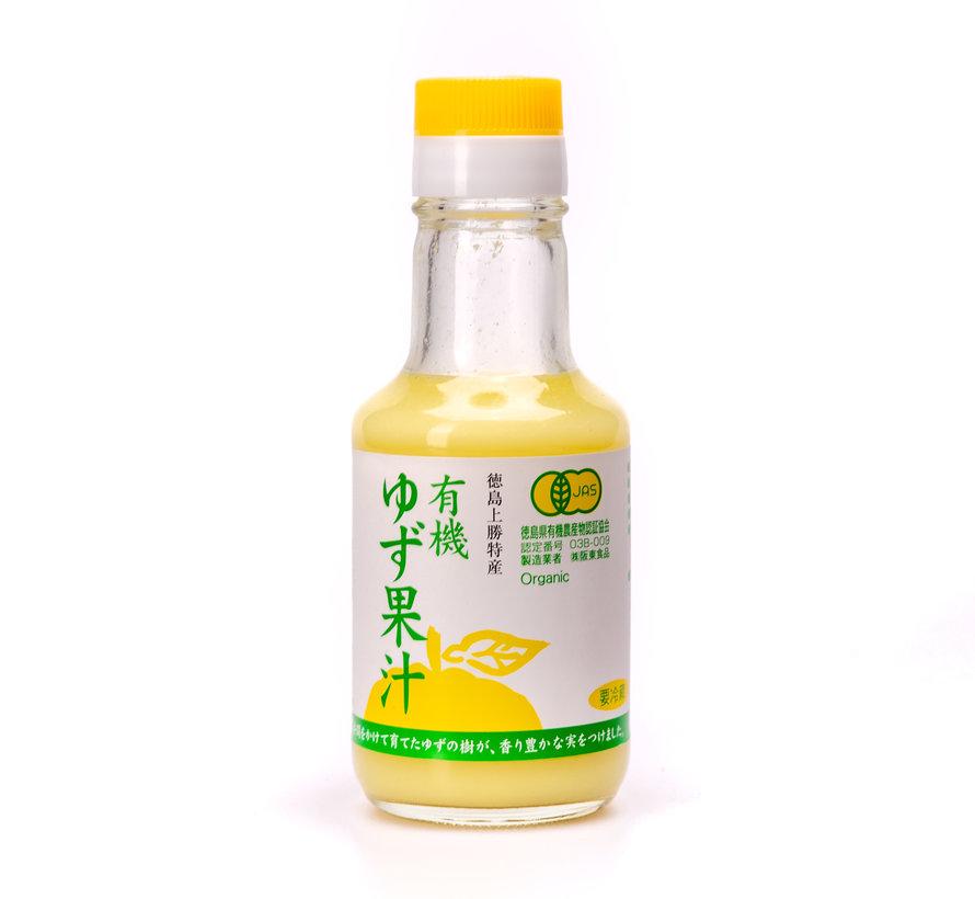 Biologische Yuzu sap