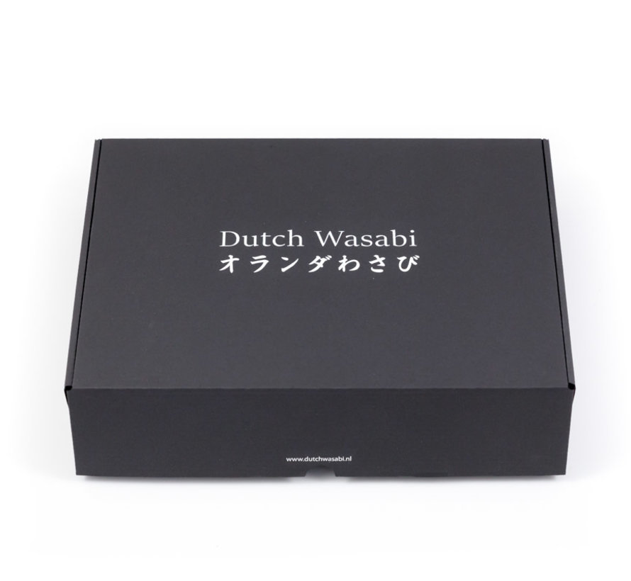 Dutch Wasabi BBQ Pack