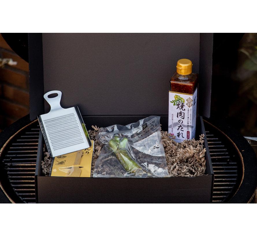Dutch Wasabi BBQ Pakket