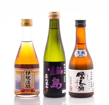 Dutch Wasabi Sake tasting 3x 300ml