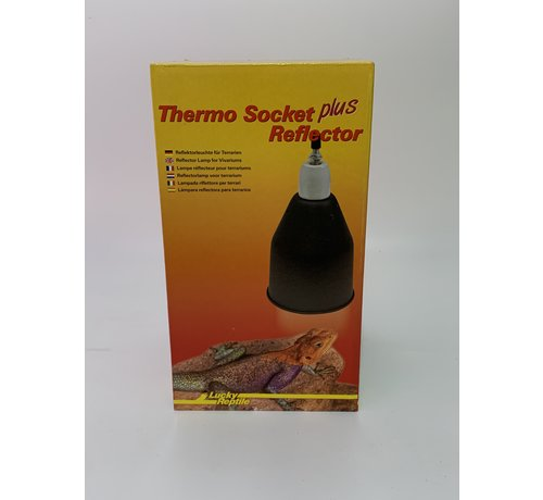 Lucky Reptile Lucky Reptile Thermo Socket PRO plus Reflector large