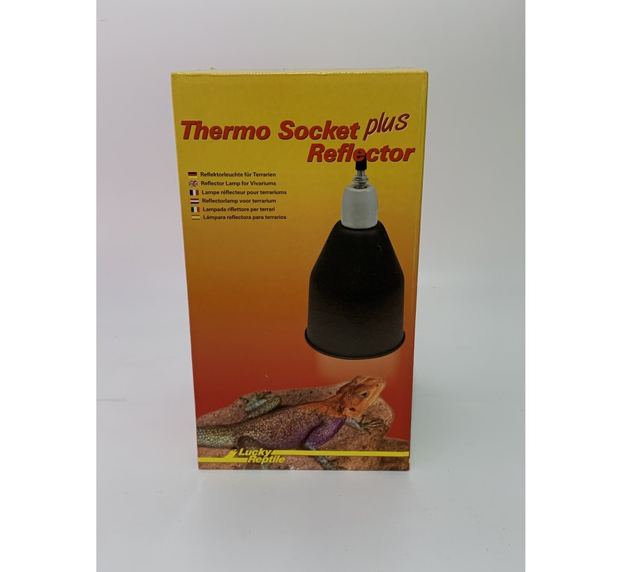 Lucky Reptile Thermo Socket PRO plus Reflector large