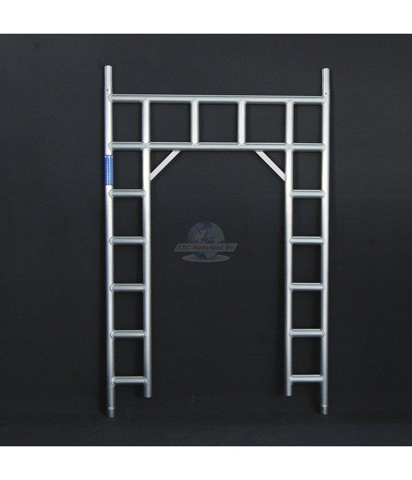 ASC 150 Doorloopframe midden