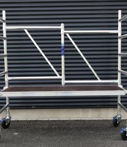 Kamersteiger D75-6 incl. platform zonder luik 190