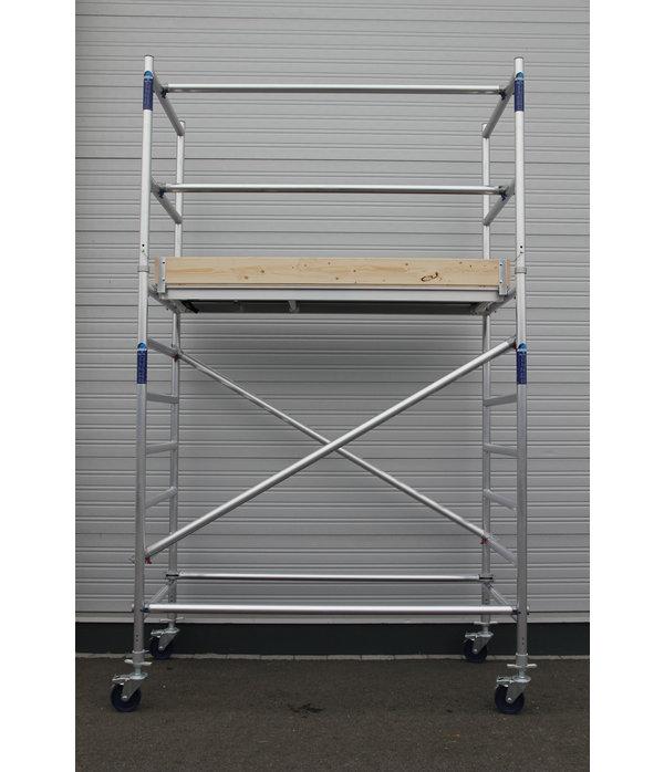 ASC-Basic-line rolsteiger 0,90 x 1,90 x 8,20 mtr.