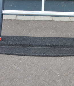 Laddermat rubber 100 (97cm)