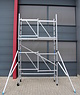 ASC Kamersteiger platformhoogte 2,70 mtr.