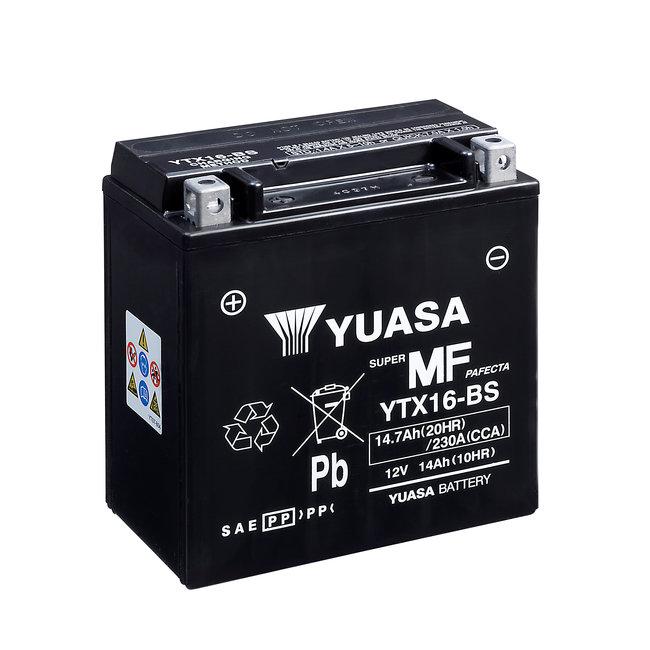Yuasa YTX16-BS Accu