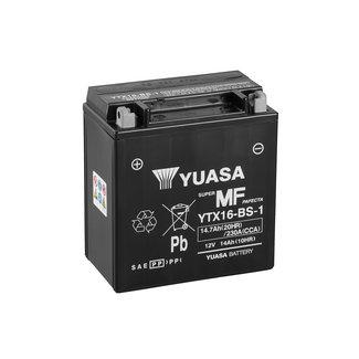 Yuasa YTX16-BS-1 Accu