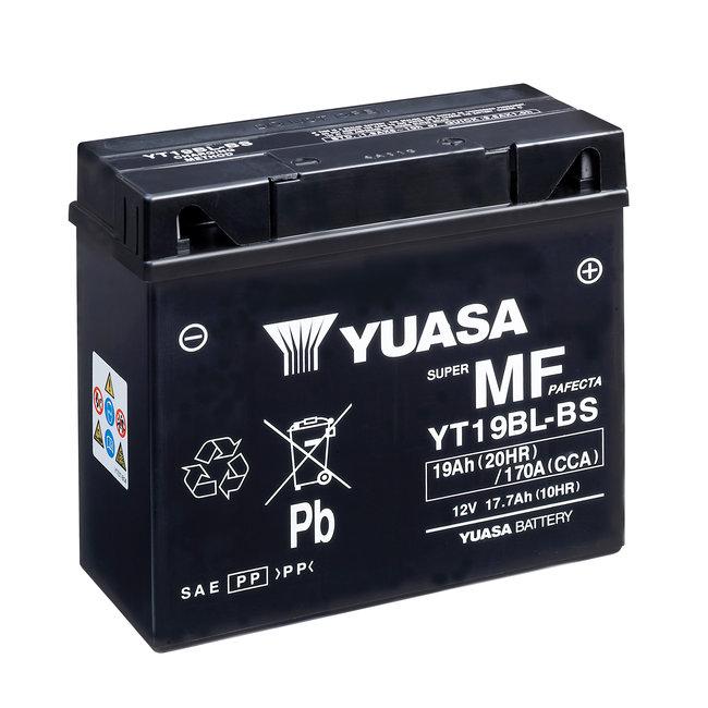 Yuasa YT19BL-BS Accu