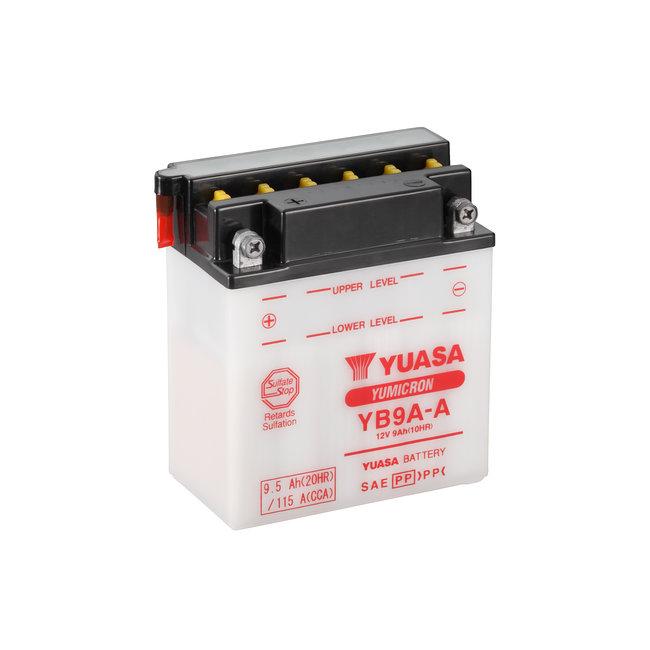 Yuasa YB9A-A 12V 9Ah Yumicron Motor Accu