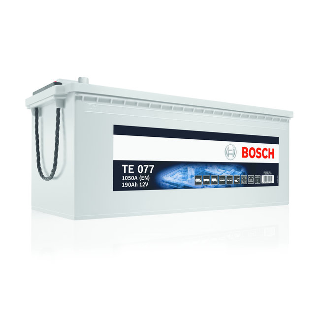 Bosch TE 077 EFB 12V 190Ah Start Accu