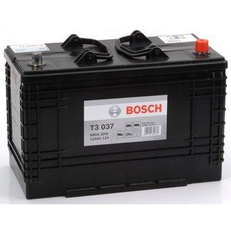 Bosch T3 037 12V 110Ah Heavy Duty Start Accu