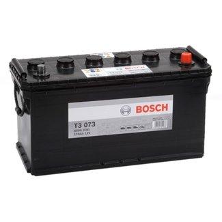 Bosch T3 073 12V 110Ah Heavy Duty Start Accu