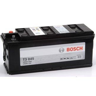 Bosch T3 045 12V 135Ah Heavy Duty Start Accu