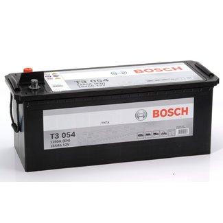 Bosch T3 054 12V 154Ah Heavy Duty Start Accu